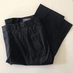 Bonobos dark grey dress pants